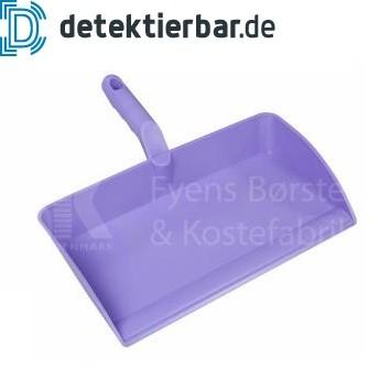 Kehrschaufel Kehrblech 300x310mm hygienisch FBK