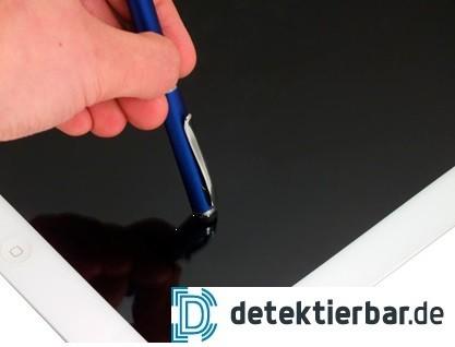 2in1 Touch-Pen / Kugelschreiber Eingabestift Touchpen detektierbare