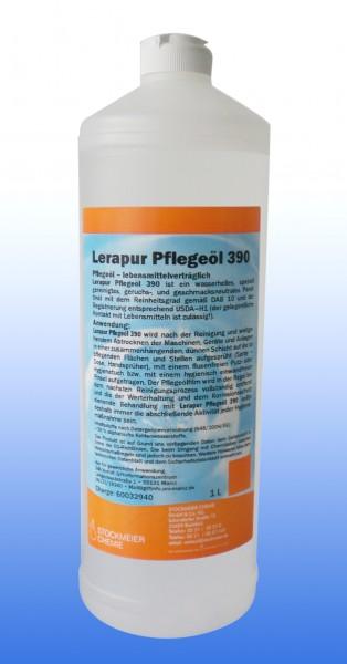 Lerapur Pflegeöl 390 - 1Kg per Flasche
