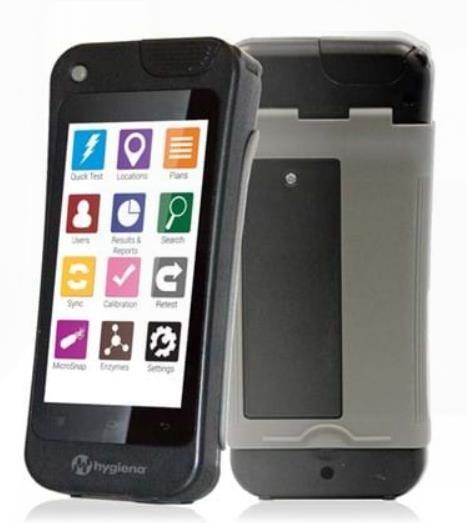 Hygiena EnSURE Touch Luminometer ATP Testgerät mit Touchscreen