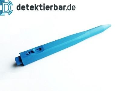 Kugelschreiber Standard, detektierbar, Schriftfarbe auswählbar, ohne Clip