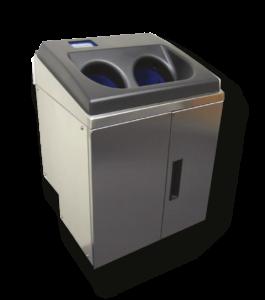 CleanTech 500-C Handwaschsystem von Meritech Industriemodell