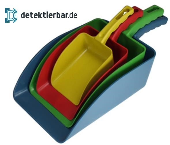 Handschaufel Groß / Large bis 2300g Gewürzschaufel detektierbar