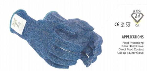 Schnittschutzhandschuh CLAW COVER® C1 *höchster Schnittschutz *nicht detektierbar