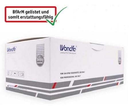 WONDFO 20er Verpackung Covid19 Corona Antigen-Schnelltest Profi