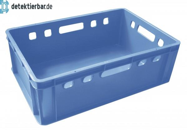 E2-Kiste Detektierbare Fleischerkiste E2 Eurokiste detectable Box Euronorm E-2 Fleischkiste 600x400x