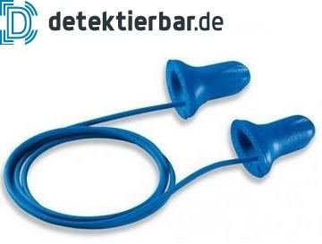 Detektierbarer Einweggehörschutzstöpsel Gehörschutz Ohrstöpsel detektierbar UVEX hi-com detec