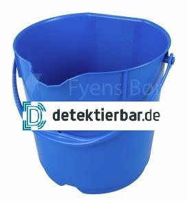 9 Liter Eimer Kunststoffeimer FBK Hygieneeimer