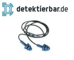 Gehörschutzstöpsel Gehörschutz Ohrstöpsel detektierbar Silikongummi