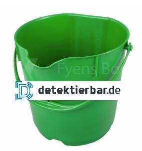 15 Liter Eimer Kunststoffeimer FBK Farbauswahl