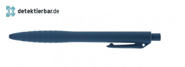 Kugelschreiber detektierbar einziehbar mit Clip runde Form S800 X-Ray