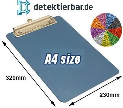 Klemmbrett Schreibplatte Kunststoff Economic A4