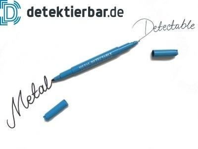 Twinmarker 2in1 detektierbar permanent dick/dünn
