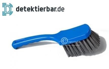Detektierbare Bürste Stielbürste 275x70mm blau FBK - Borsten detektierbar