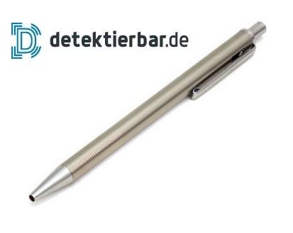 Metall Kugelschreiber Edelstahl