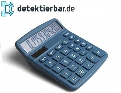 Tischrechner Taschenrechner 150x120mm detektierbar Desktop Calculator