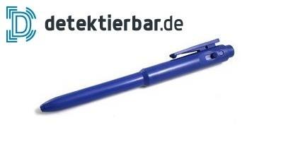 Kugelschreiber detektierbar BigOne Antibakteriell ergonomisch mit Clip einziehbar J800