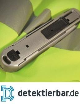 AutoSafe Pro Cuttermesser Sicherheitsmesser mit (voll-) automatischem Klingenrückzug