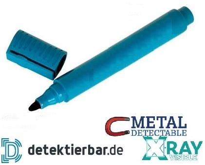 Permanent Marker, detektierbar, Clip, Kappe, X-Ray