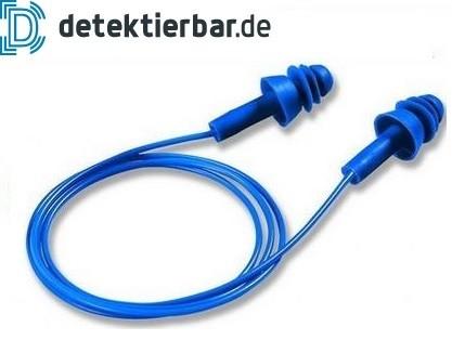 Detektierbarer Mehrweg Gehörschutzstöpsel UVEX whisper+ detec Gehörschutz Ohrstöpsel
