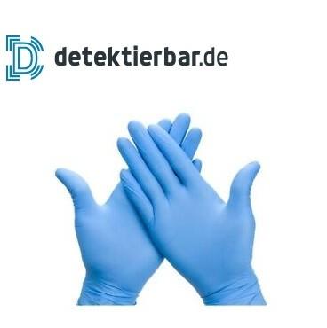 Einweg Nitrilhandschuhe (ab 8,79€/100 Stück) Einweghandschuhe Nitril blau 200er Boxen