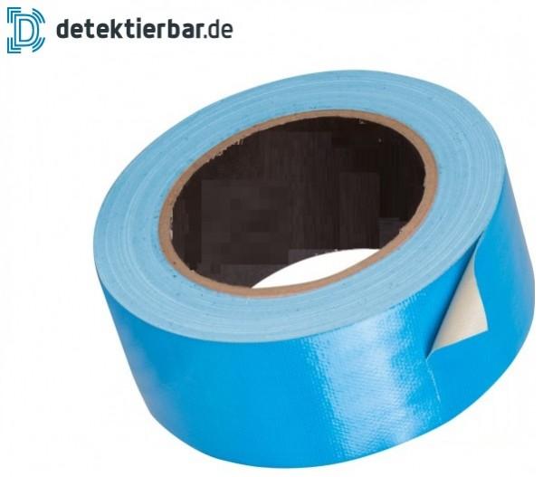 Klebeband detektierbar blau 48mm x 50m